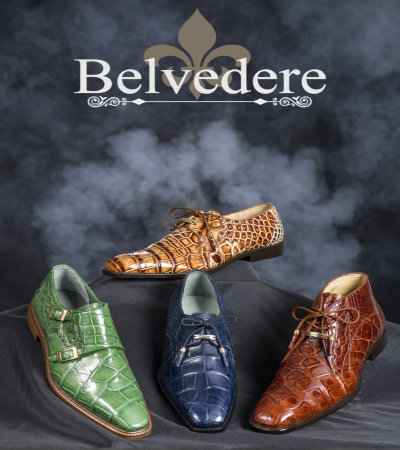 Belvedere Shoes Artisan Collection