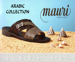 Mauri Arabic Sandal Collection