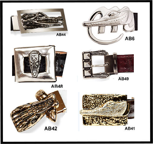 Exotic Buckles