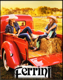 Ferrini Ladies Cowgirl Boots