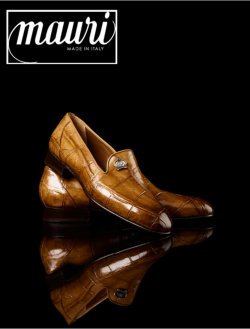 Mauri Exotic Shoes Made in Italy