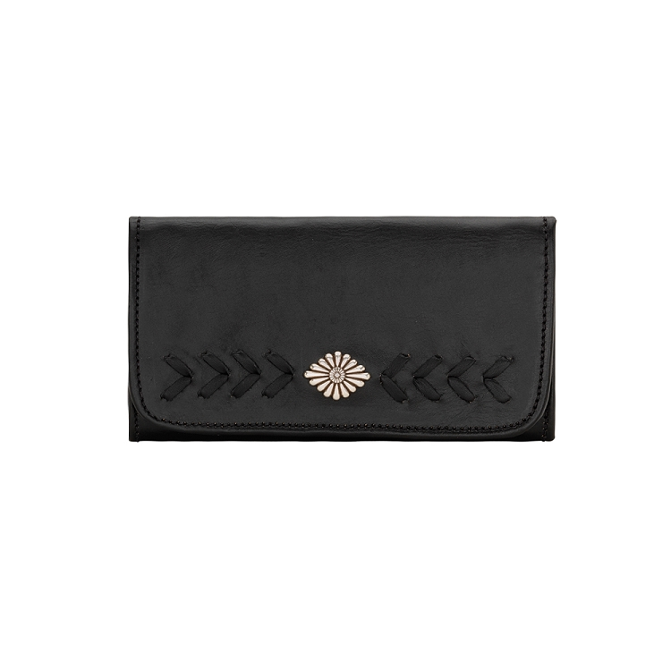 Mohave Canyon Collection Wallet - Black