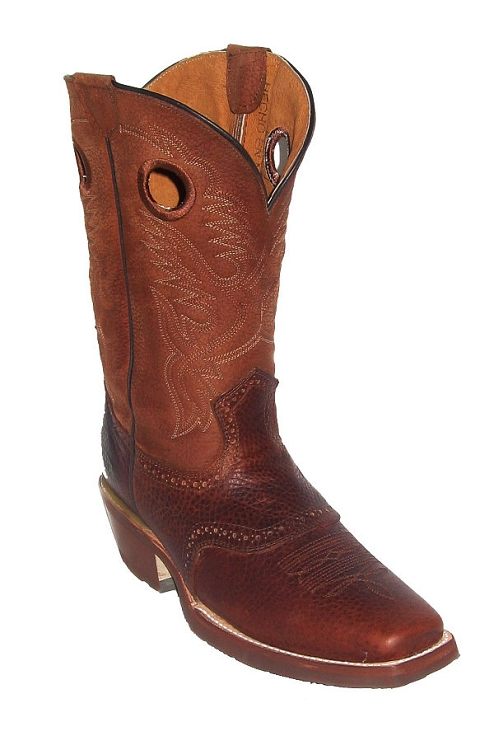 CowTown Stockman All Leather 2227
