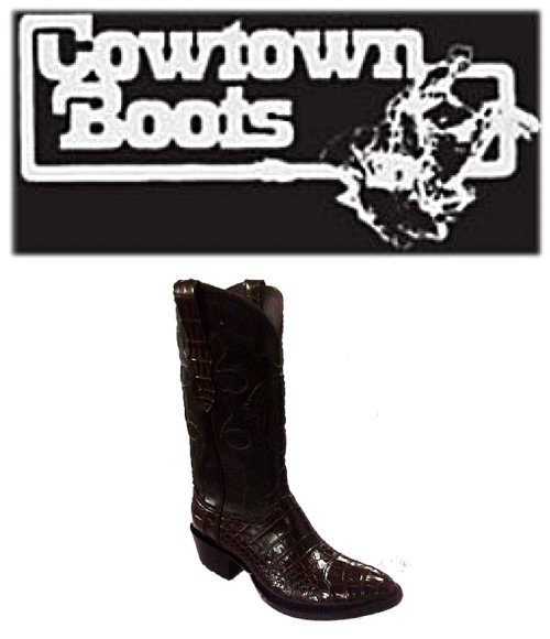Cowtown Exotic Quality Women's Boots