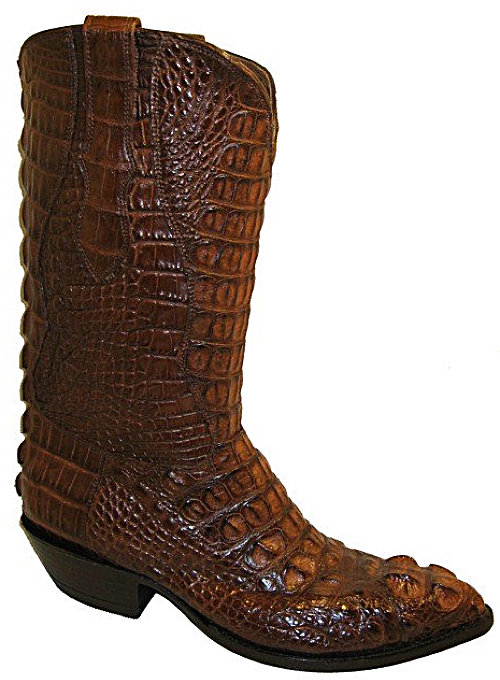 Hornback Alligator vs Caiman Crocodile Exotic Skins