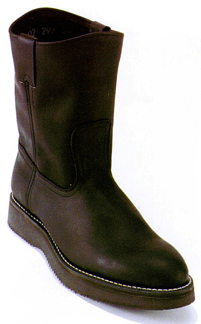 CowTown Oil Tanned Roper 2132 - Black