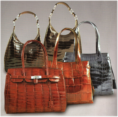 Ferrini Alligator Purses