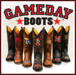 Gameday Western University Boots