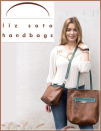Liz Soto Vegan Leather Handbags