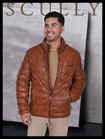 Scully Men's Leather Jackets