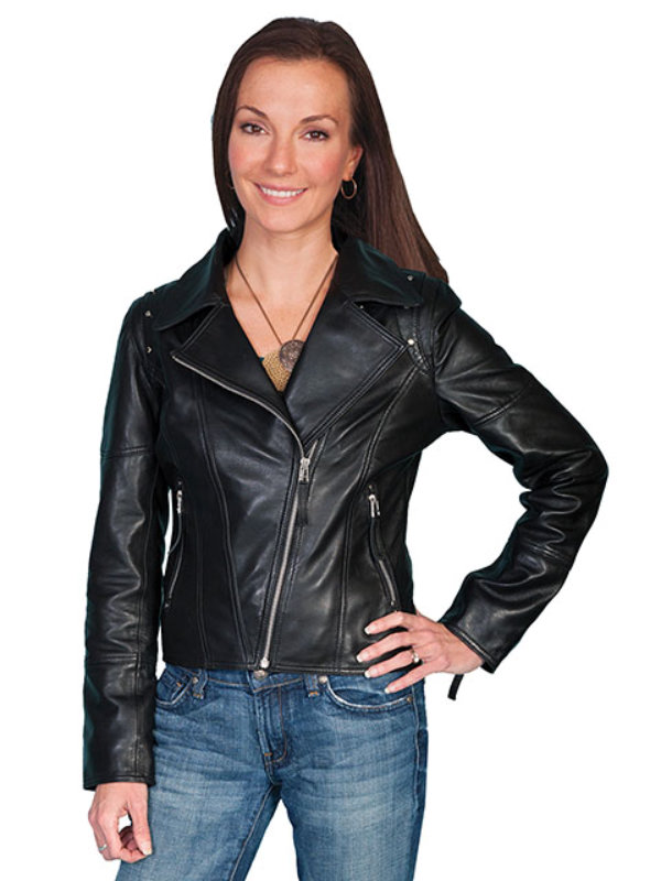 Scully Leather Motorcycle Jacket