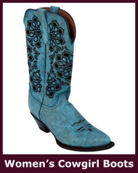 Handmade Women's Cowgirl Boots