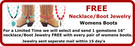 Free Jewelry promotion