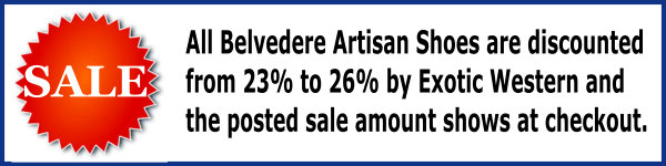 Belvedere Artisan Shoes