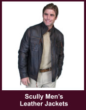 Scully Leather Men's Jackets