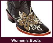 Exotic Women's Western Boots