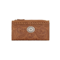 Folded Wallet 7815318 - Golden Tan