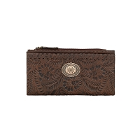 Folded Wallet 7885318 - Chestnut Brown
