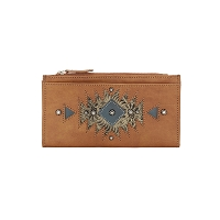 Folded Wallet 9915318 - Golden Tan