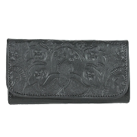 Heritage Hills Tri-Fold Wallet - Multiple Colors