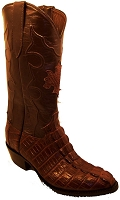 CowTown Hornback Alligator Tail Height 13