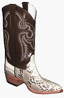 CowTown Python Back Cut Height 12