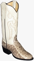 Woman's Handmade Diamondback Rattlesnake Height 12