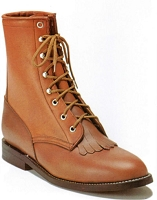 Oil Retan Lace-Up Work Boot Height 11
