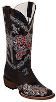 Dusty Rocker Darcie Boots - Black SQ