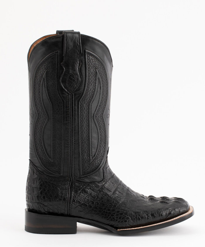 Ferrini Caiman Crocodile Square Toe 13