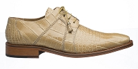 Ferrini Classic Alligator Derby Shoe in Multiple Colors