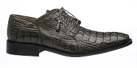 Ferrini Classic Hornback Alligator Oxford Dress Shoe