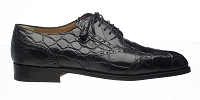 Ferrini Belly Alligator Dress Shoe 2-Colors