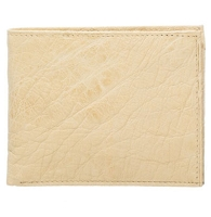 Smooth Ostrich Billfold