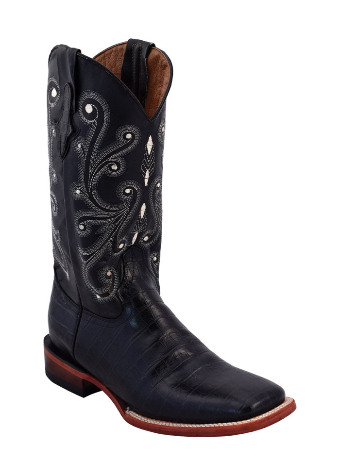 Ferrini Ladies Mustang Black S-Toe