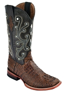 Ferrini Ladies Stampede Sport Rust S-Toe