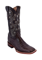 Ferrini Ladies Mustang Chocolate S-Toe