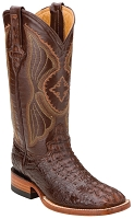 Woman's Hornback Caiman Crocodile S-Toe> 12
