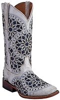 Mandala Wedding Boot S-Toe> 12