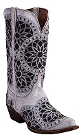 Ferrini Women's Mandala Wedding Boot V-Toe> 12