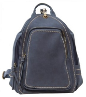 Liz Soto 3284 Navy Backpack