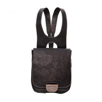 Liz Soto 3286 Black Julia Backpack