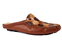 Mauri 3416 Napa Cognac/Body Alligator in Cognac-Dune-Camel