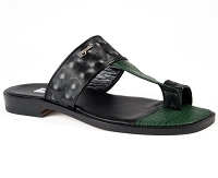 Mauri 5008-1 Patient Disco Black Shark Forest Green