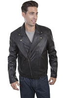 Scully Soft Touch Lamb Motorcycle Jacket