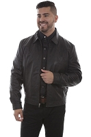 Scully Contemporary Western Jacket - Black