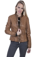 Scully Leather Vintage Lamb Jacket