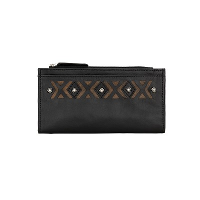 Folded Wallet 4120318 - Black