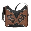 Annie's Secret Shoulder Bag - Antique Brown