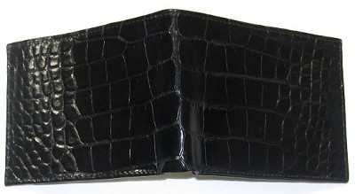 Belly Alligator - Black